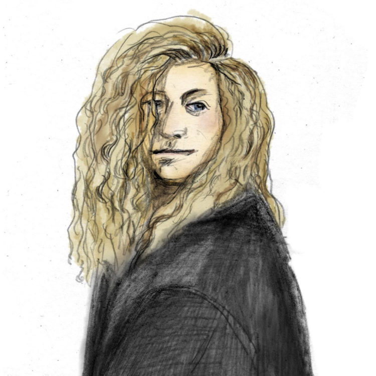 Ahed Tamimi for The Nib