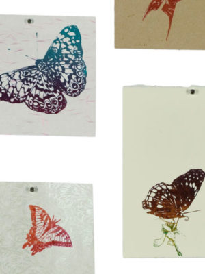 Small Butterfly Prints
