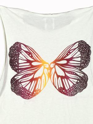 Butterfly Back Shirt